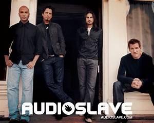 Overkill Rock and Heavy Metal: Audioslave Discografia