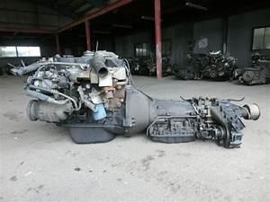 Used Engine  U0026 Transmission Td27 4wd At Nissan Caravan Van