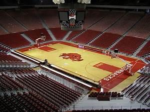 Bud Walton Arena Improvements Announced