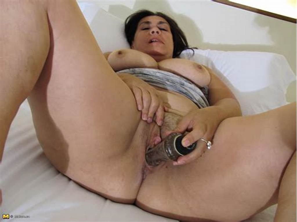 #Take #A #Look #At #This #Horny #Mature #Housewife