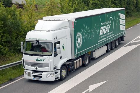 Bray Transports reaps big benefits of cooperation with ...