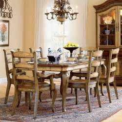 vineyard dining table wayfair