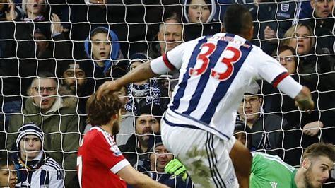 Premier League: West Brom v Man Utd - Live - BBC Sport