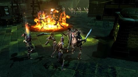 Dungeon Siege 3 Pc Cheats - dungeon siege iii screenshots hooked gamers