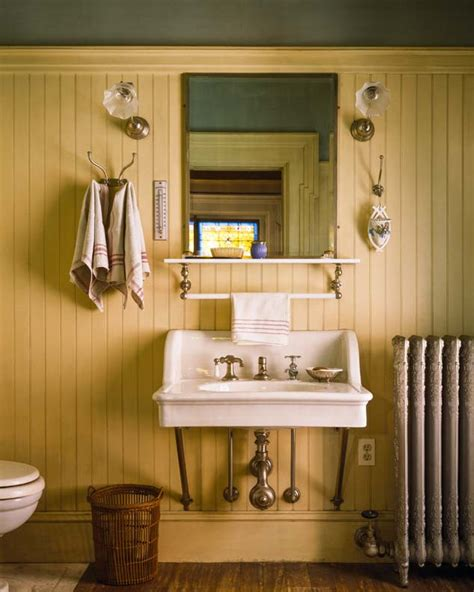 old fashioned wall ls 9 ideas for cottage baths old house online old house