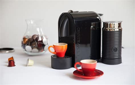 They work by heating water quickly to the perfect second, with a traditional machine, you'd probably use freshly roasted beans ground just before you made your coffee; How to choose your Nespresso Machine | Yuppiechef Buyer's Guide