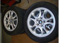 FS 17 inch Genuine OEM BMW X3 WHEELS with TIRES