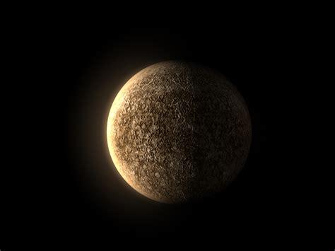 Artist's View Of Mercury