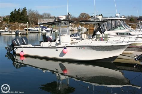 Dusky Marine Used Boats by 1992 Used Dusky Marine 256 Center Console Center Console