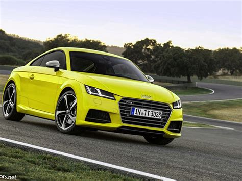 Review Audi Tts Coupe by 2015 Audi Tts Coupe Picture 4 Reviews News Specs
