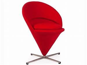 Panton Chair Rot : panton cone sessel rot ~ Markanthonyermac.com Haus und Dekorationen