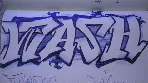 graffiti drawings