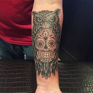 60 Best Sugar Skull Tattoo Designs & Meaning