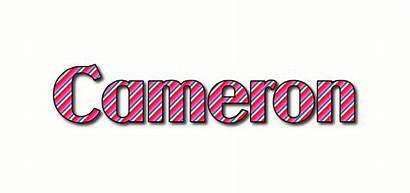 Cameron Logos Animated