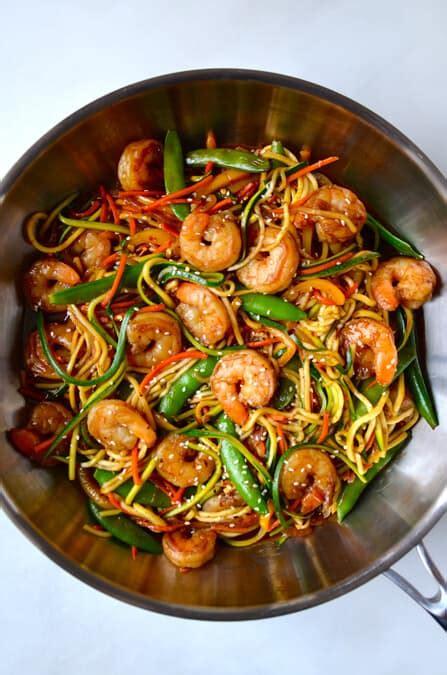 taste zucchini noodle spiralizer recipes