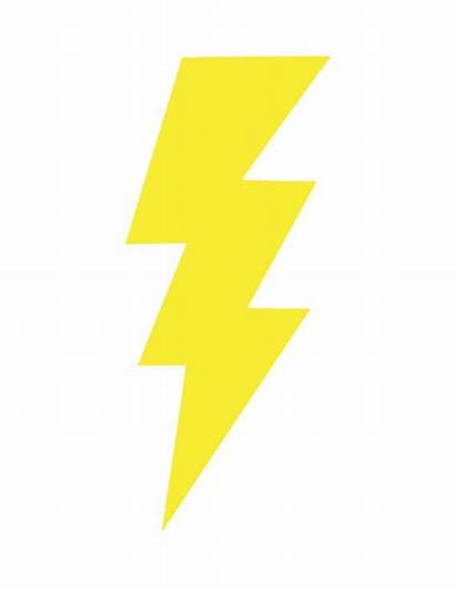 Lightning Clipart Bolt Svg Lightening Clip Drawing