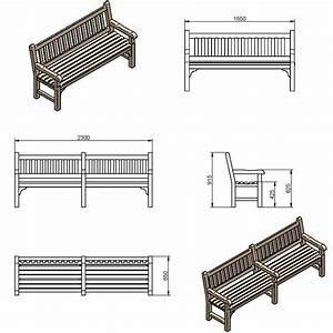 Memorial Park Bench - Rosehill Furniture Shop