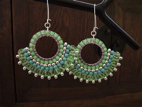 15 Diy Seed Bead Earring Patterns