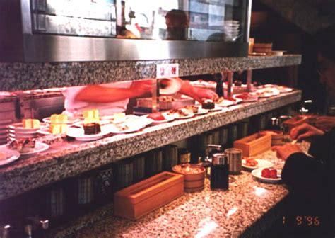bar a sushi tapis roulant 28 images sushi bar 12 sans pression irouen fr kaiten sushi