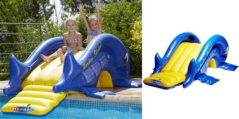 toboggan gonflable pour piscine enterree toboggan gonflable pour piscine connection tuyau arrosage pour la glisse oogarden