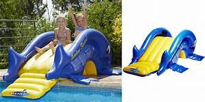 toboggan gonflable pour piscine connection tuyau With toboggan gonflable pour piscine enterree