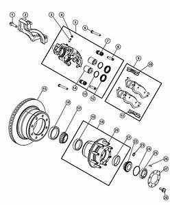 Service Manual  Diagram For A 2008 Dodge Ram Swingarm