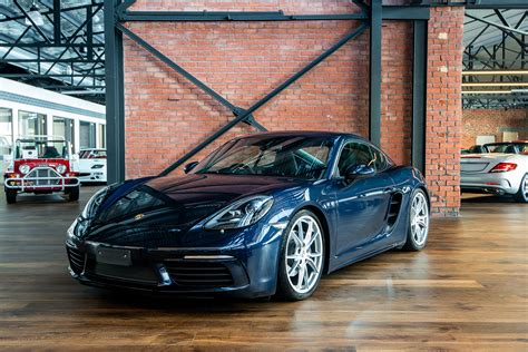 porsche  cayman richmonds classic  prestige