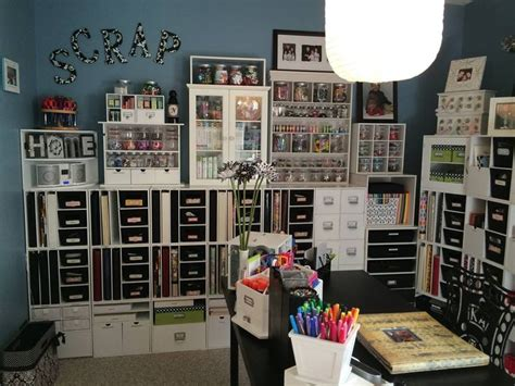 Craft Room  Scrap Room Pinterest