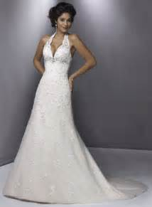 halter top wedding dresses the halter neck style for your wedding gown