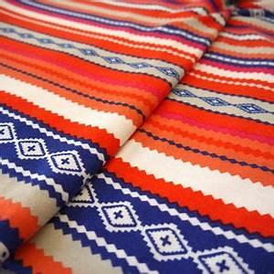 Tribal Fabric Neon Geometric Aztec from sweetllamasupplies on