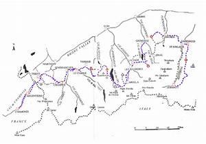 Haute Route Switzerland Map