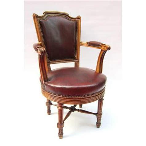 ancienne le de bureau chaise de bureau ancienne