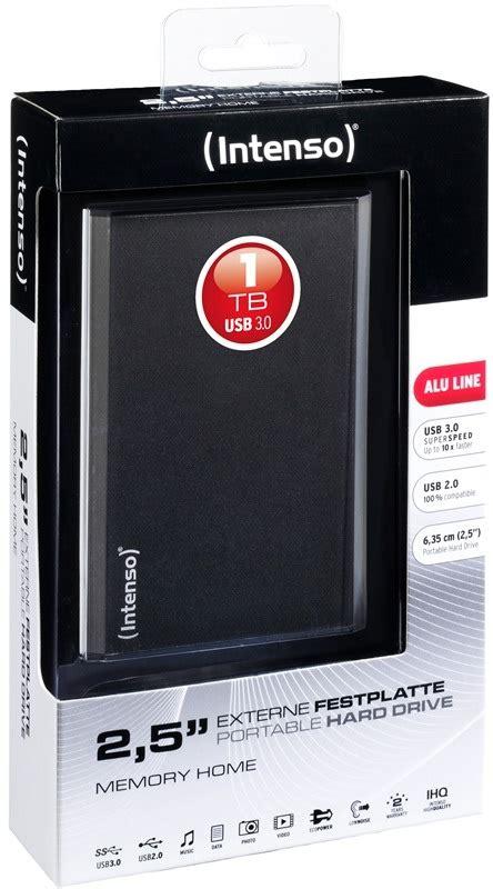 usb 3 0 festplatte intenso memory home 1tb usb3 0 externe festplatte hdd 2 5 zoll 1000tb anthrazit ebay