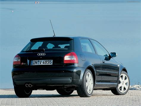 Audi S3 1999 Exotic Car Pictures 006 Of 26 Diesel Station