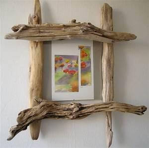 Fabriquer Un Cadre Photo : fabriquer un cadre en bois flott avec un sous verre ~ Dailycaller-alerts.com Idées de Décoration