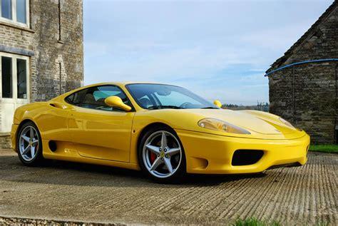 ferrari yellow yellow ferrari 360 modena 2001 auto restorationice