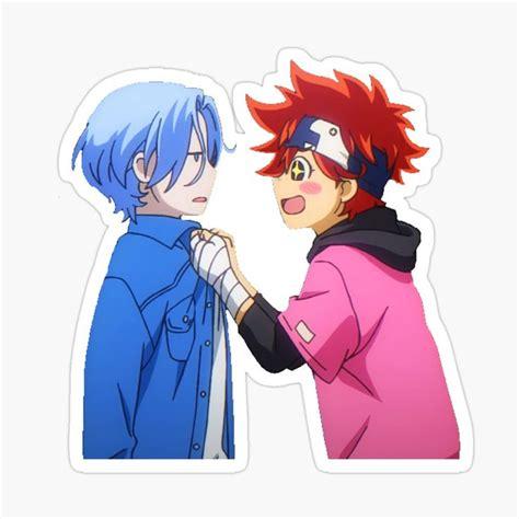 sk8 the infinity anime shipping langa hasegawa and