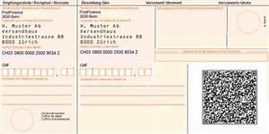 Rechnung Von Flexpayment : neue einzahlungsscheine mit qr code ab 2015 run my accounts ag ~ Themetempest.com Abrechnung