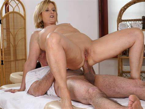 Older Woman Enjoys Massage And Anal Sex Porn D XHamster