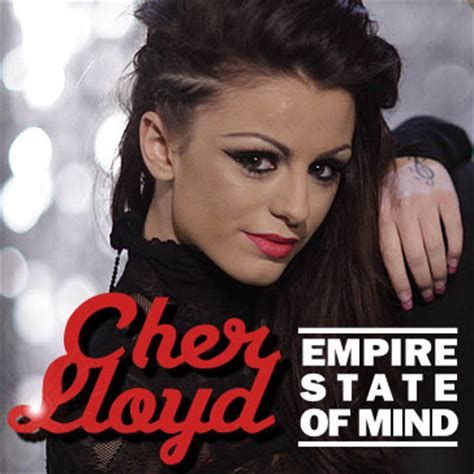 Cher Lloyd Empire State Of Mind Single Cover By Kerli406