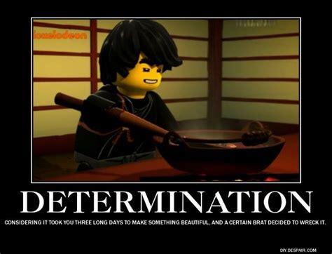 Where To Find Funny Memes - determination ninjago pinterest