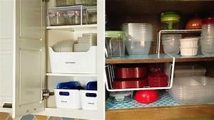 Rangement Placard Cuisine : rangement placard tupperware ~ Preciouscoupons.com Idées de Décoration