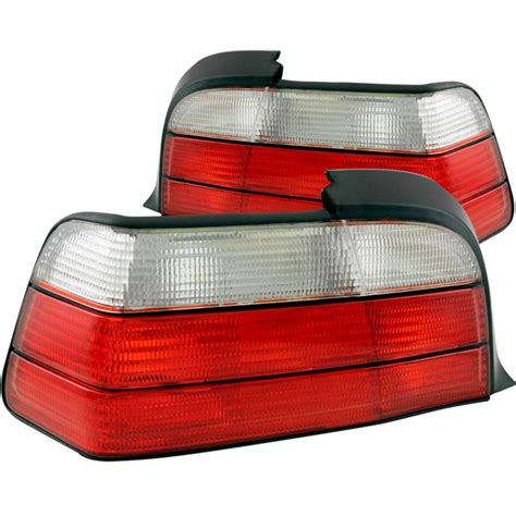 92 98 bmw e36 3 series coupe altezza lights clear
