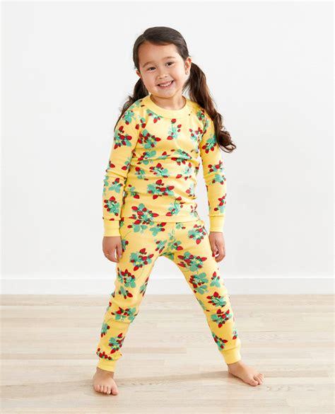 long john pajamas  organic cotton hanna andersson