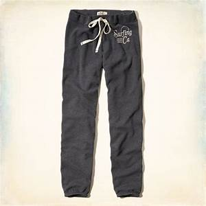 Girls Hollister Classic Banded Sweatpants | Girls ...