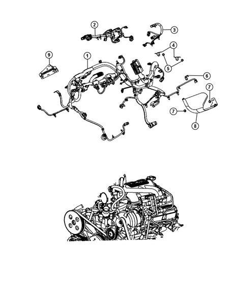 jeep wrangler wiring   knock oil pressure