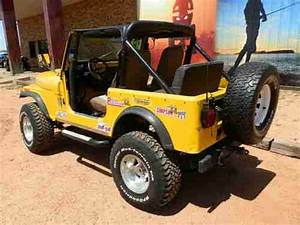 Sell Used 1982 Jeep Cj7 In Columbus  Texas  United States