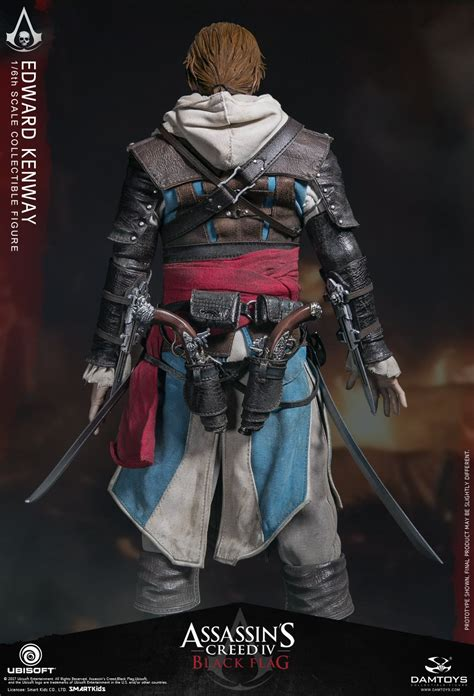 Assassins Creed Iv Black Flag Edward Kenway 16 Scale