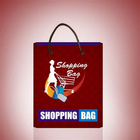 shopping bag design shopping bag packaging template and logo we design packaging