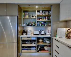 10 kitchen pantry design ideas eatwell101 With pantry design ideas small kitchen
